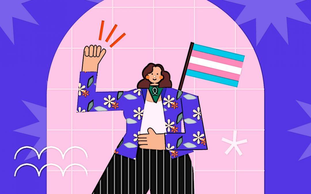 """Miluska Lusquiños: """"Si no hay ley de identidad de género, no hay democracia"""""""
