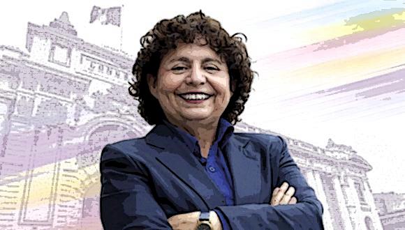 """Susel Paredes: """"Las mujeres que enfrentan espacios misóginos deben resistir y ser auténticas"""""""