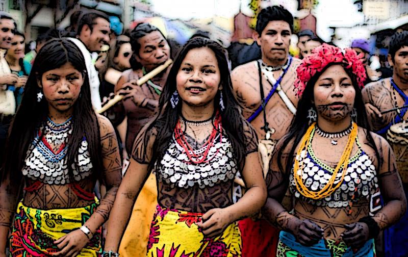 Mujeres indígenas: Resistencia y empoderamiento femenino