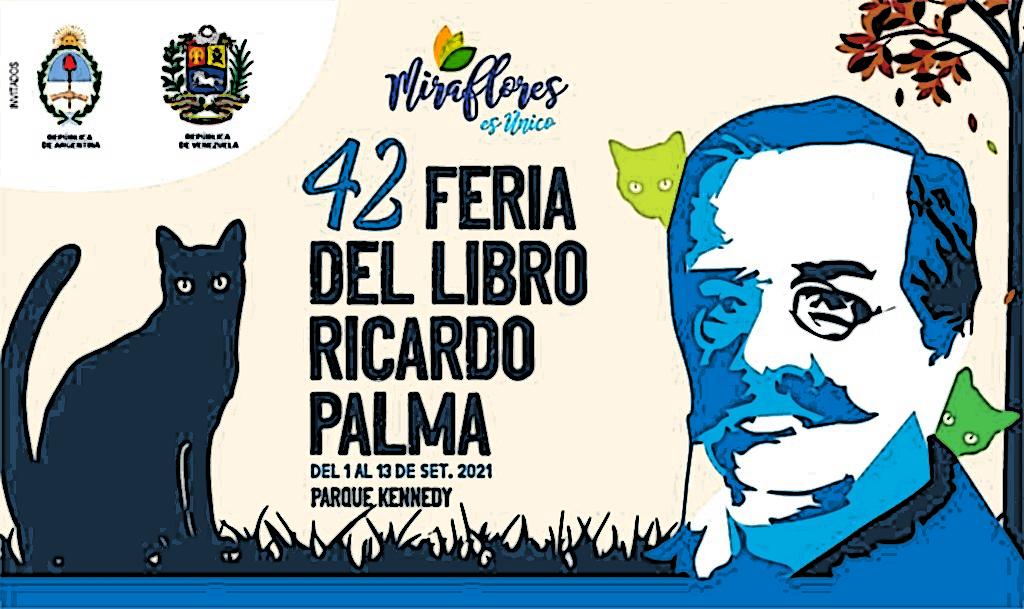 La 42ª edición de la tradicional Feria del Libro Ricardo Palma regresa de modo presencial